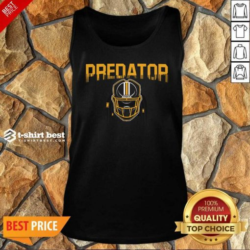 Breakingt Merch Chase Young Predator Tank Top - Design By 1tees.com