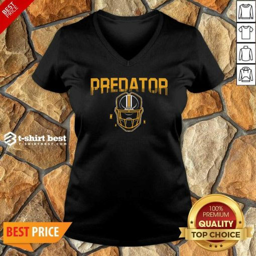 Breakingt Merch Chase Young Predator V-neck - Design By 1tees.com