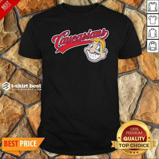 Caucasians Dollar Shirt - Design By 1tees.com