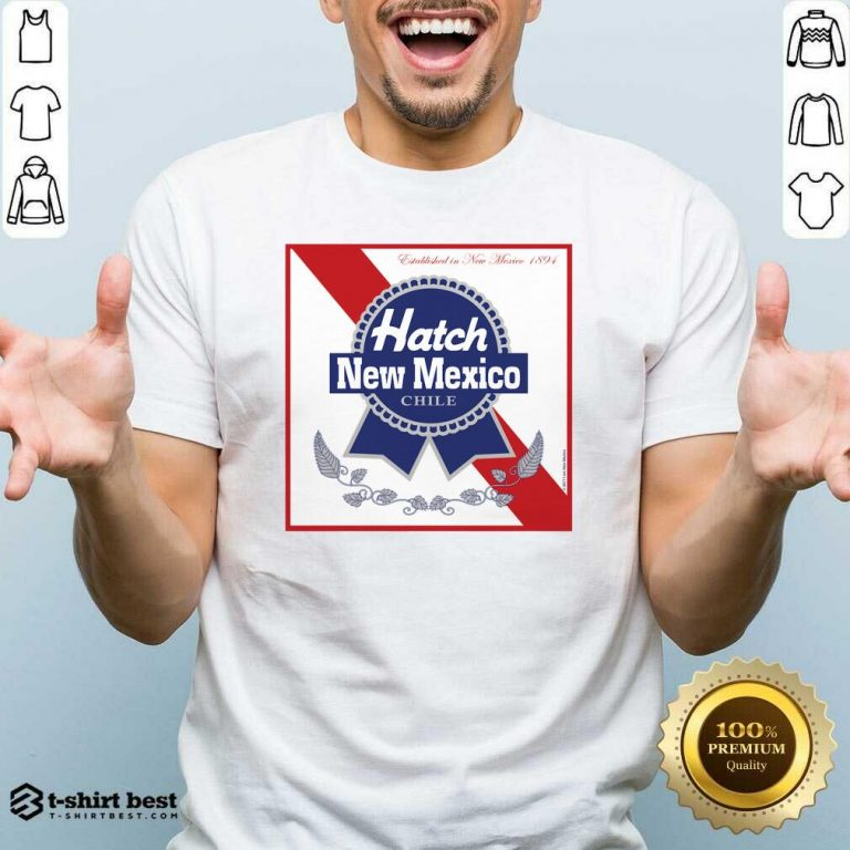 Hatch New Mexico Chile Shirt - Design By 1tees.com