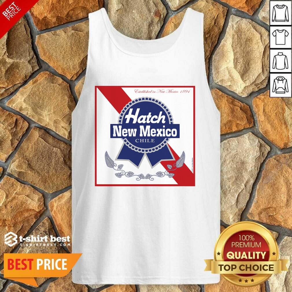 Hatch New Mexico Chile Tank Top - Design By 1tees.com