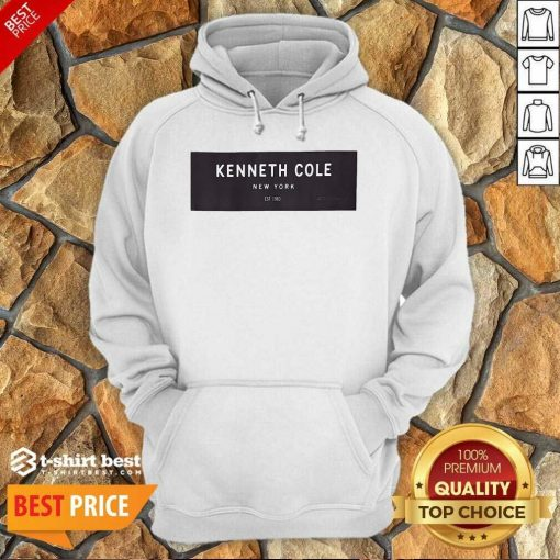 Kenneth Cole New York Hoodie - Design By 1tees.com