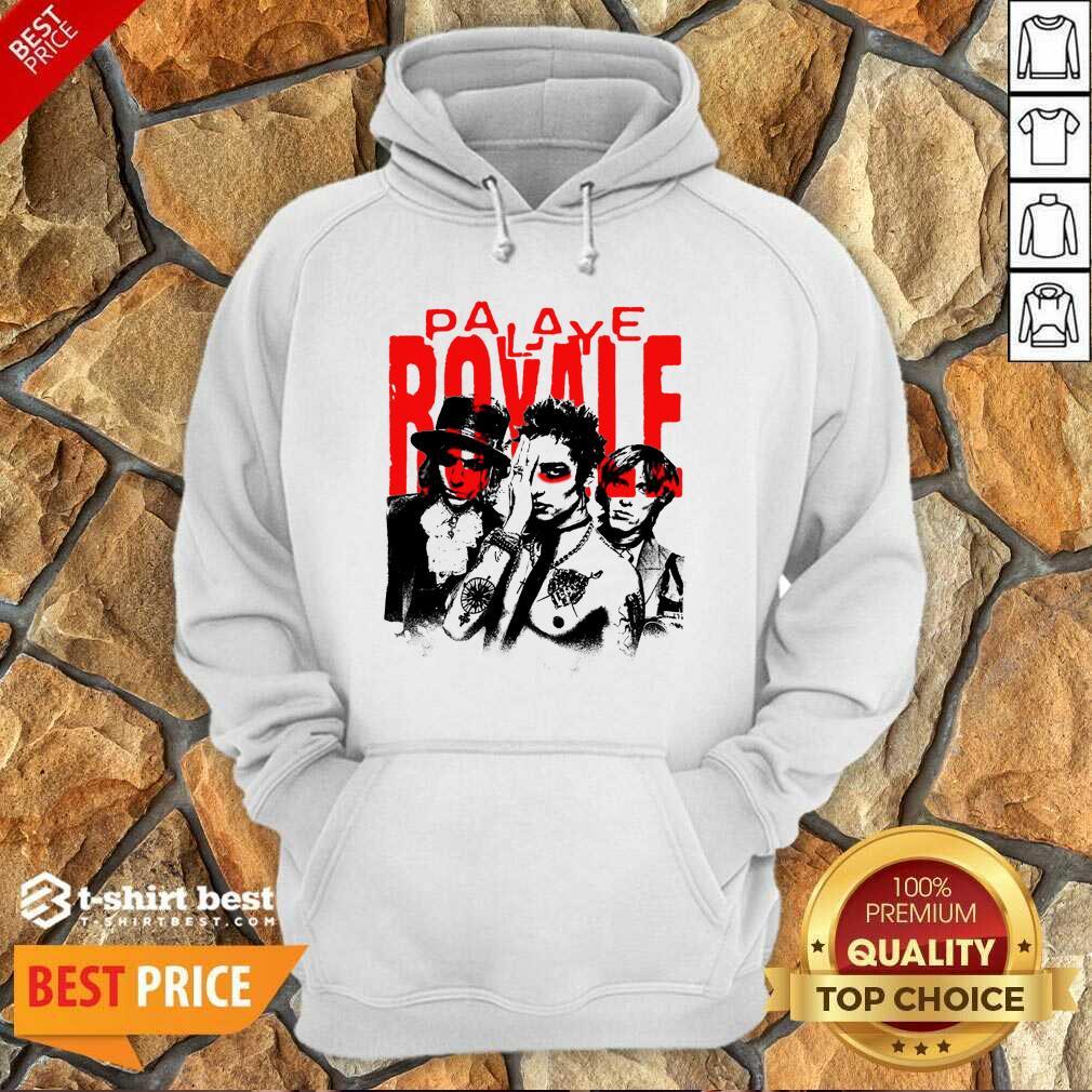 Palaye Royale Merch Photo Hoodie - Design By 1tees.com