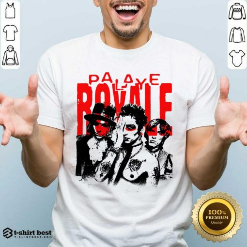 Palaye Royale Merch Photo Shirt - Design By 1tees.com