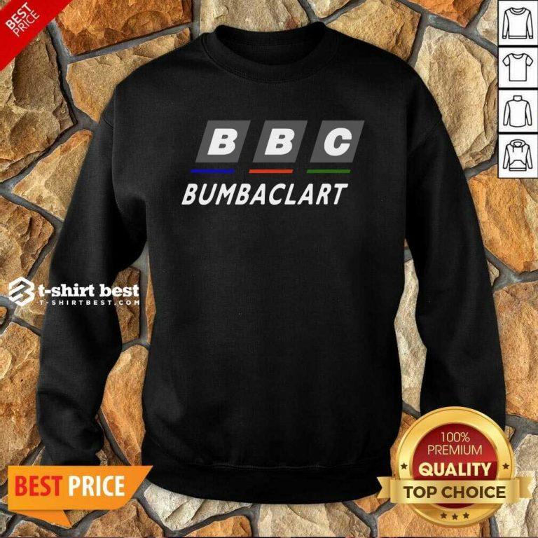BBc Bumbaclart Sweatshirt - Design By 1tees.com