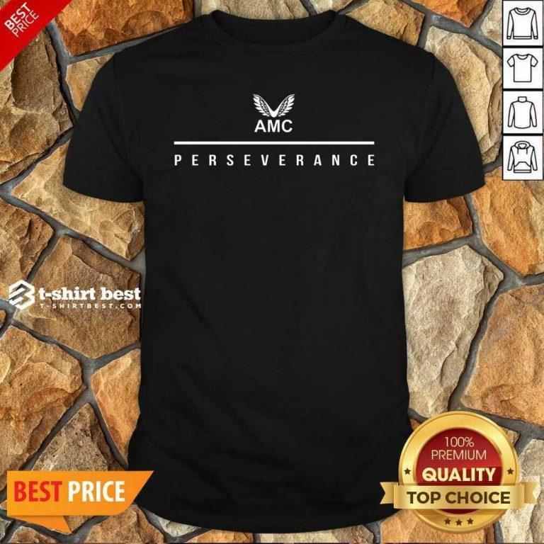 Castore Perseverance Amc Shirt - Design By 1tees.com