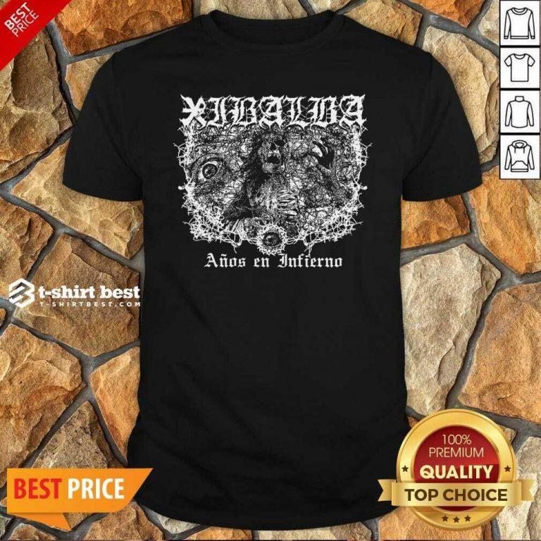 Cold Cuts Merch Xibalba Missing Eye Shirt - Design By 1tees.com
