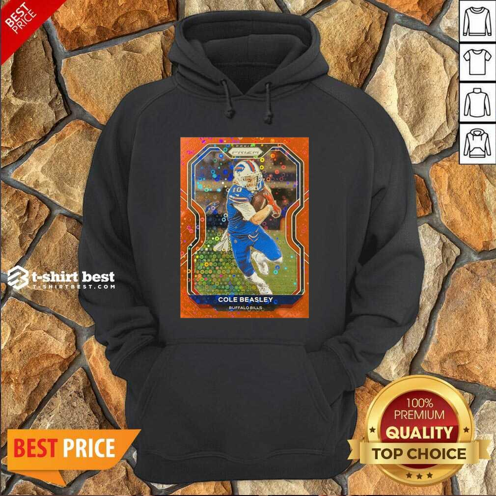 Cole Beasley Buffalo Bills Hoodie - Design By 1tees.com