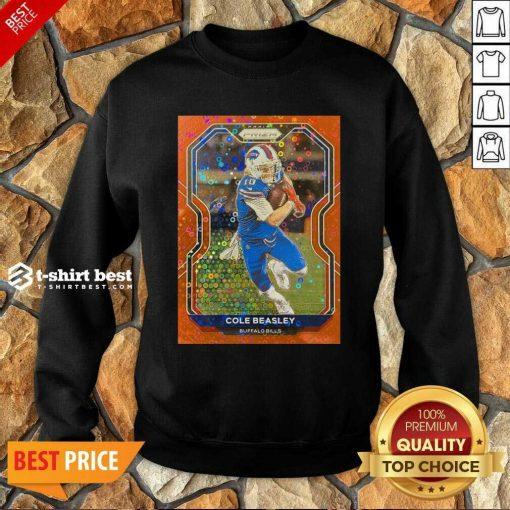 Cole Beasley Buffalo Bills Sweatshirt - Design By 1tees.com
