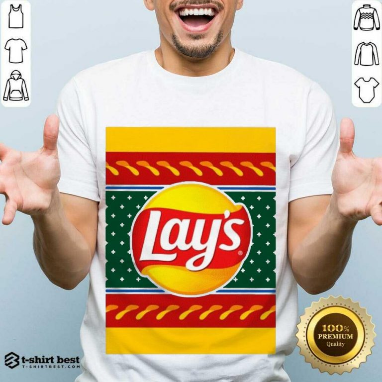Top Logo Lays Christmas 2020 Shirt - Design By 1tees.com