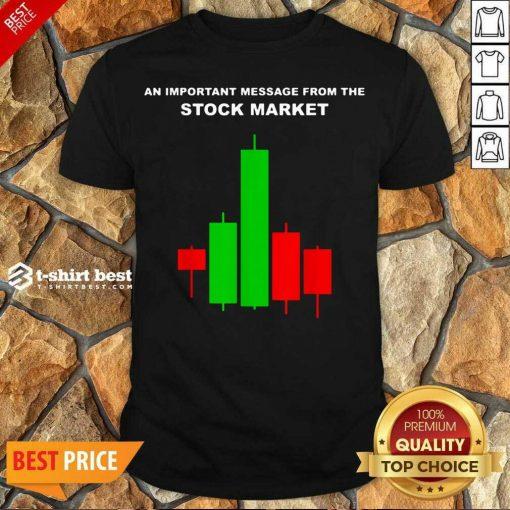Top Stock Market Trade Shirt - Design By 1tees.com