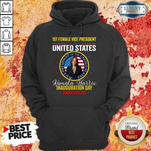 Arrogant Kamala Harris First Female Vice Day 4 Hoodie