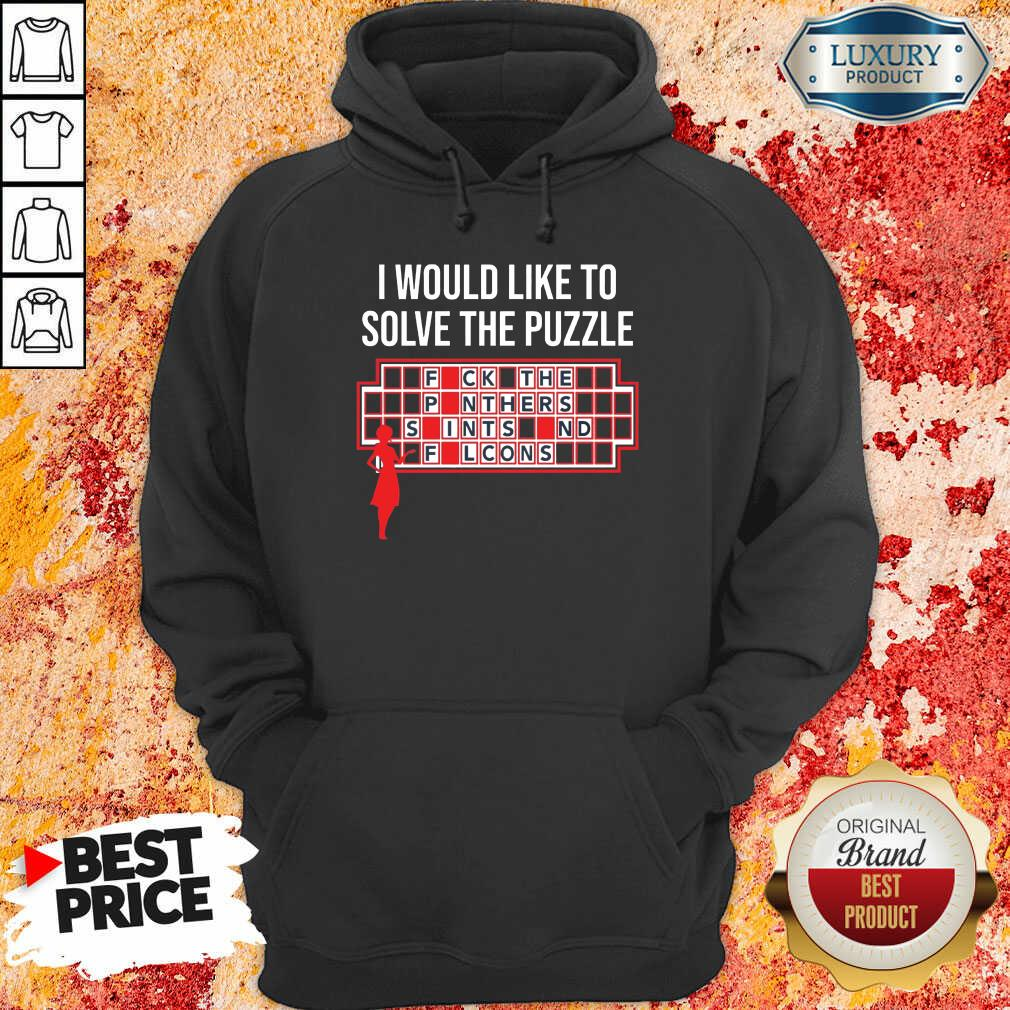 Depressed I Would Like To Solve 3 The Puzzle Hoodie - Design by T-shirtbest.com