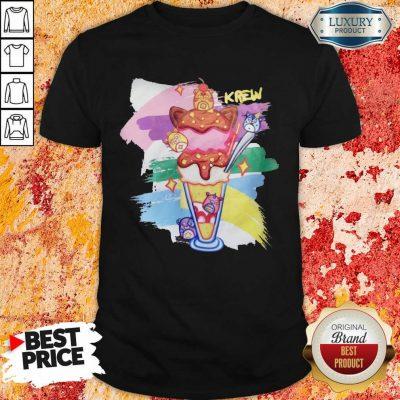 Ecstatic Ice Cream Sweet Krew 14 Shopitsfunnehs Shirt - Design by T-shirtbest.com