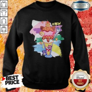 Ecstatic Ice Cream Sweet Krew 14 Shopitsfunnehs Sweatshirt - Design by T-shirtbest.com