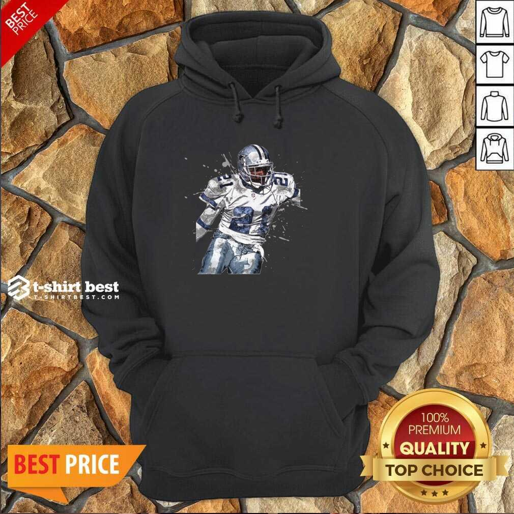 Dallas Cowboys Football Players 21 NFL Playoffs Hoodie - Design By 1tees.com