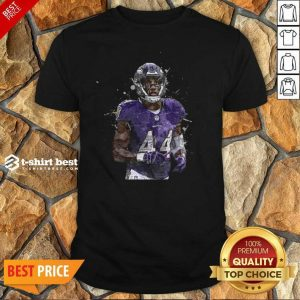 Baltimore Ravens Football Players 44 NFL Playoffs Shirt - Design By 1tees.com