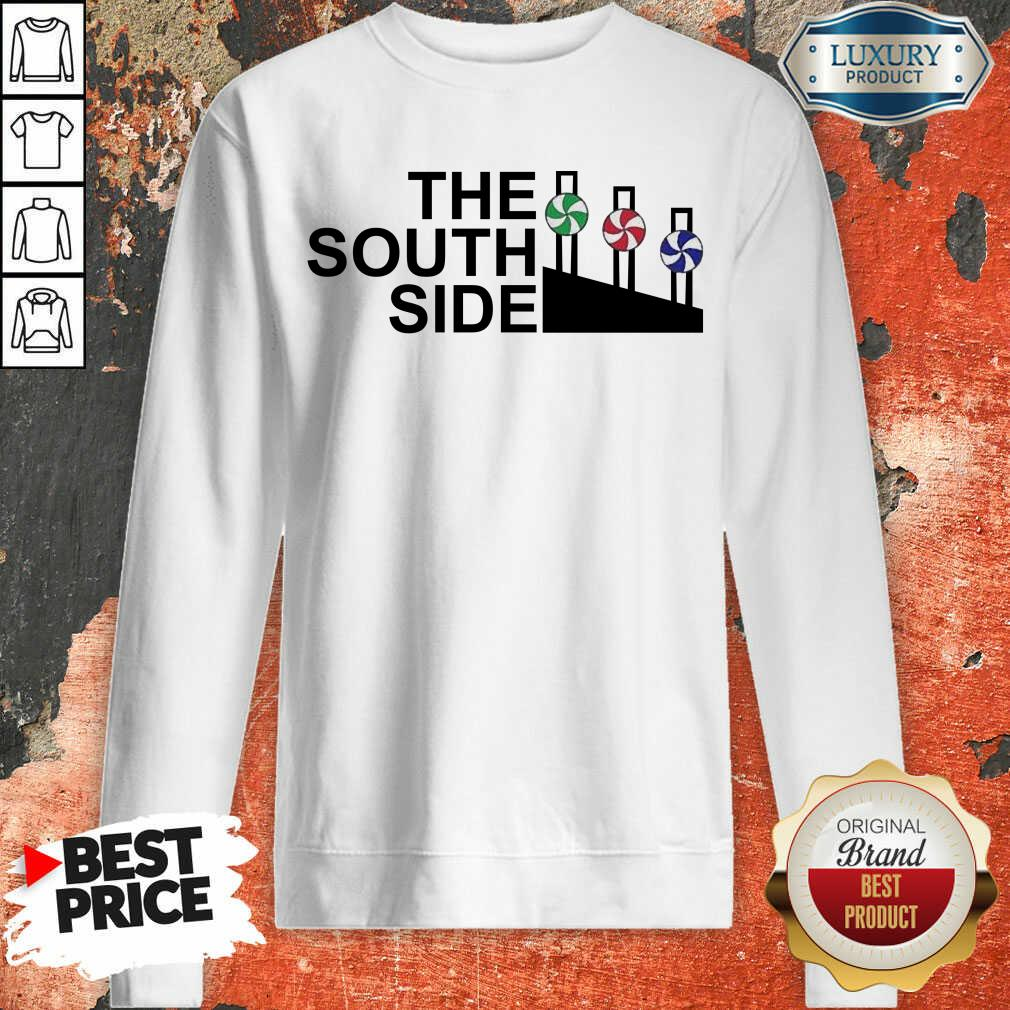 Suspicious Chicago Bears The 17 South Side Sweatshirt - Design by T-shirtbest.com
