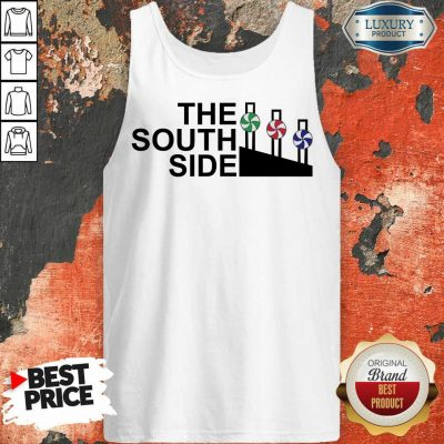 Suspicious Chicago Bears The 17 South Side Tank Top - Design by T-shirtbest.com