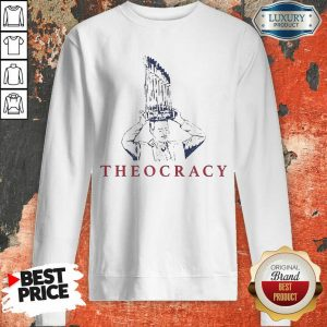 Terrific Chicago Bears 2 Theocracy Sweatshirt - Design by T-shirtbest.com