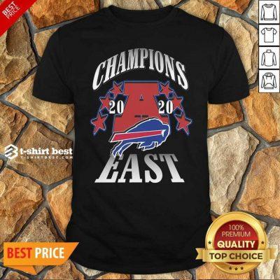 Champions 2020 Buffalo Bills East Shirt - Design By 1tees.com