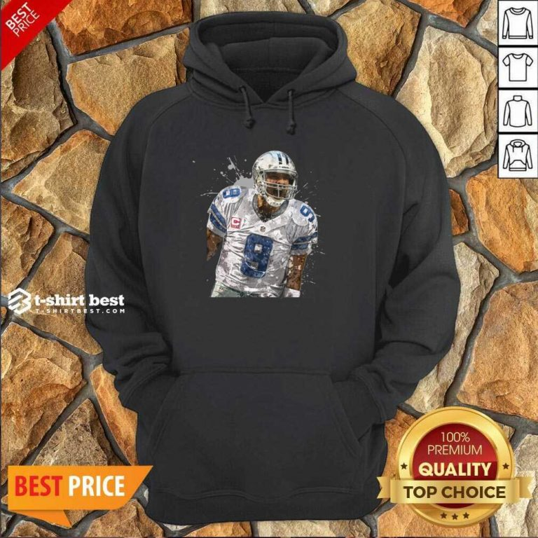 Dallas Cowboys Football Players 9 NFL Playoffs Hoodie - Design By 1tees.com