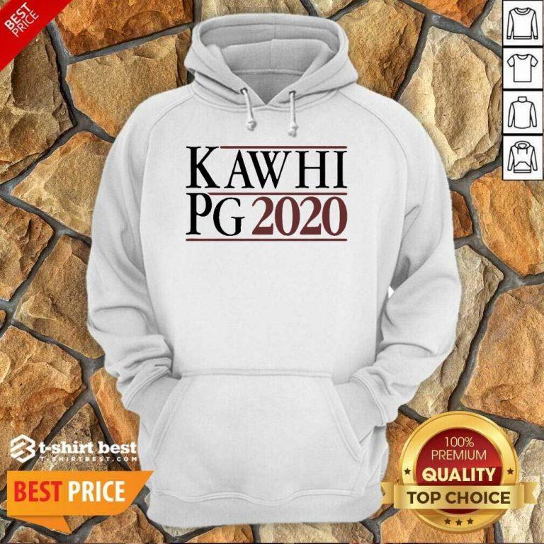 Kawhi Pg 2021 Hoodie - Design by T-shirtbest.com