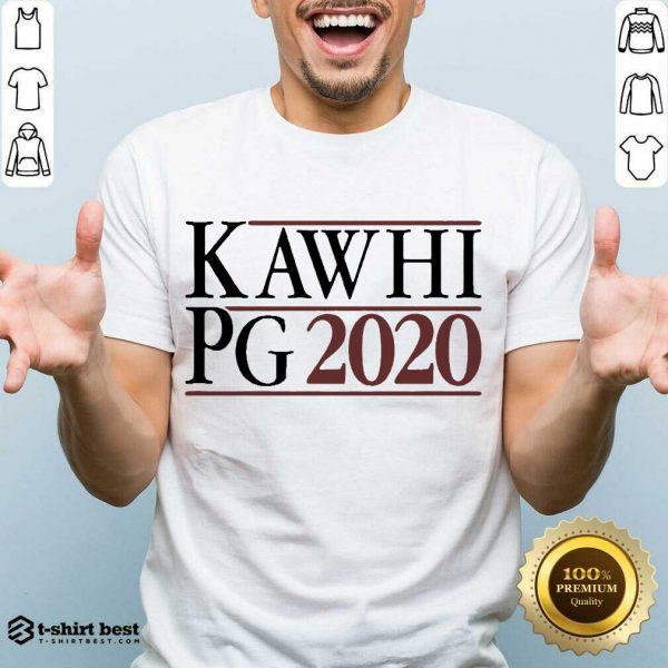 Kawhi Pg 2021 Shirt - Design by T-shirtbest.com
