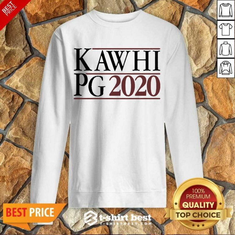 Kawhi Pg 2021 Sweatshirt - Design by T-shirtbest.com