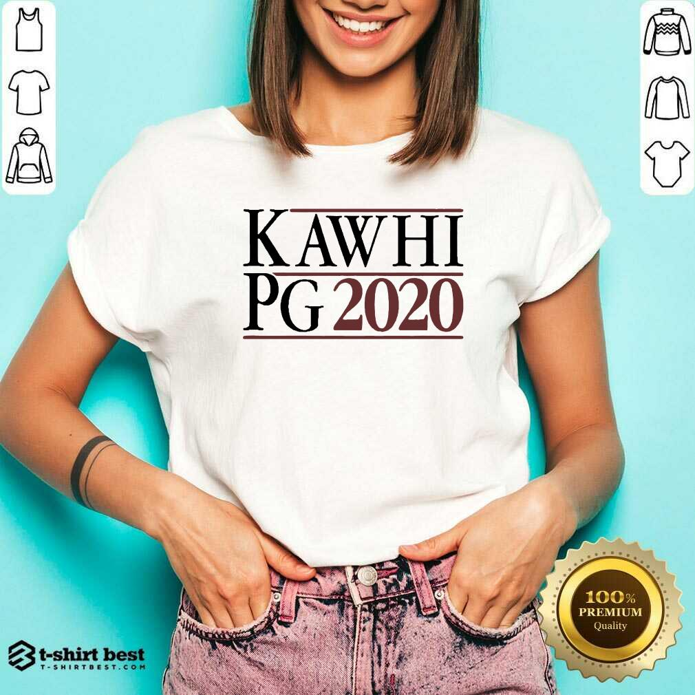 Kawhi Pg 2021 V-neck - Design by T-shirtbest.com