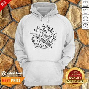 Tetragrammatron 4 Hoodie - Design by T-shirtbest.com