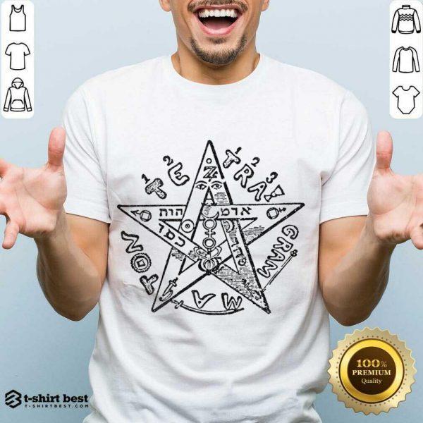 Tetragrammatron 4 Shirt - Design by T-shirtbest.com