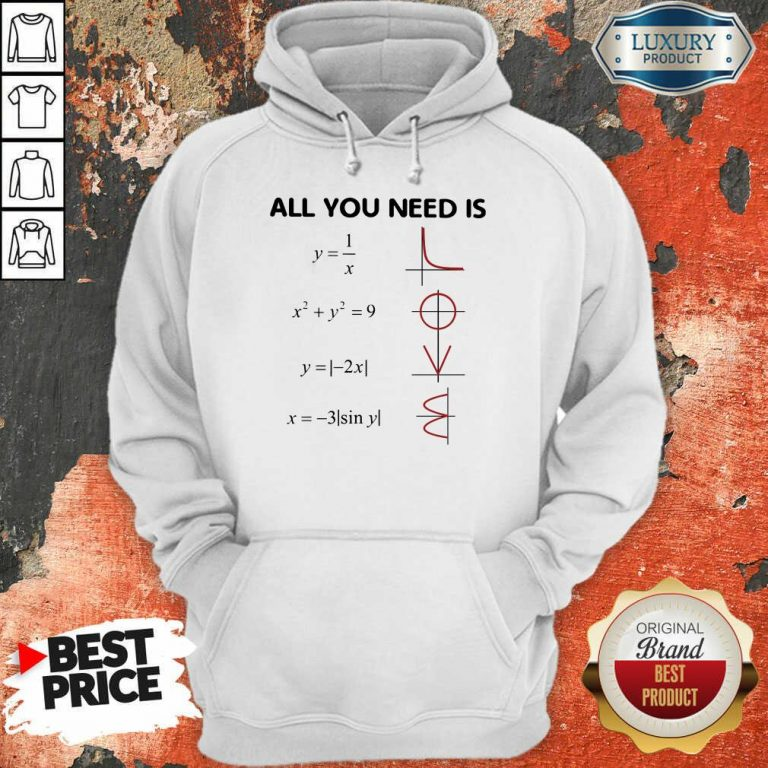 Premium All You Need Is LOVE Hoodie