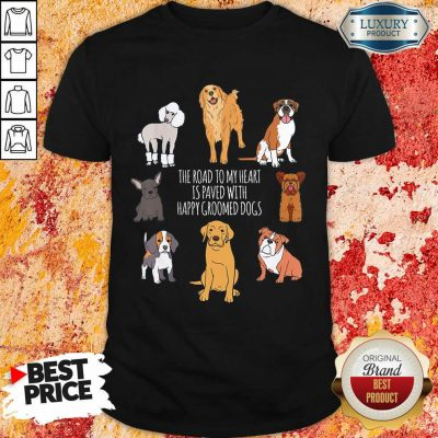 Dog Groomer Shirt