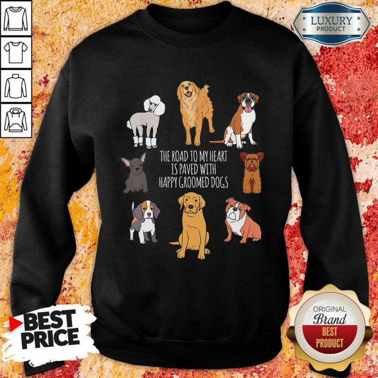Dog Groomer Sweatshirt