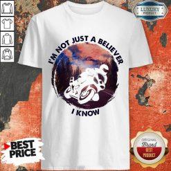 Im Not Just A Believe Superbike Racing Shirt