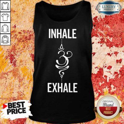 Inhale Exhale Tank Top
