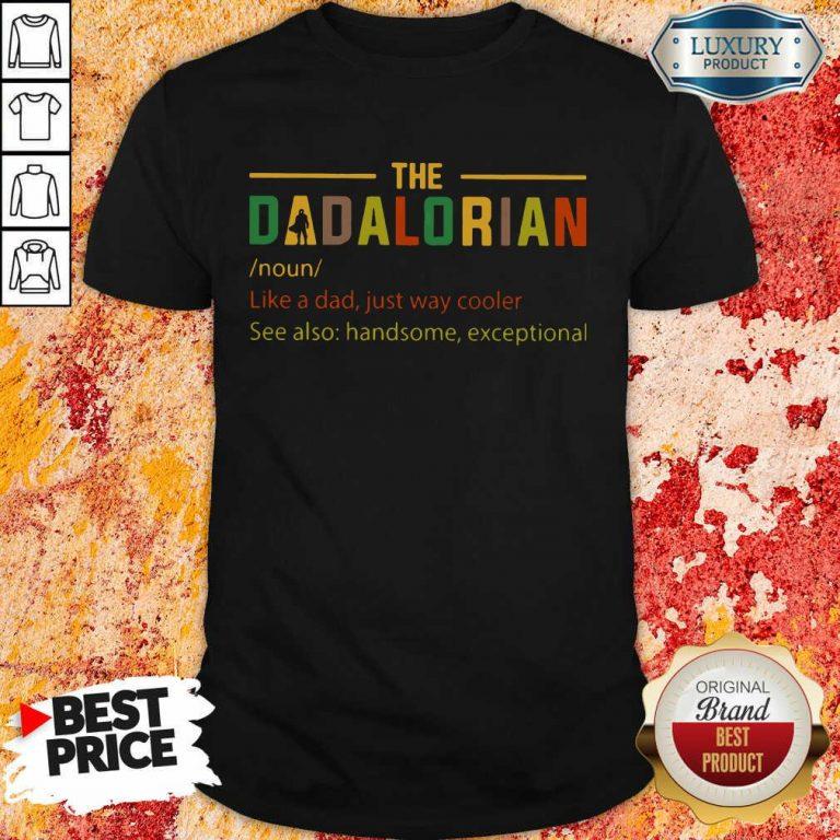 The Dadalorian Shirt
