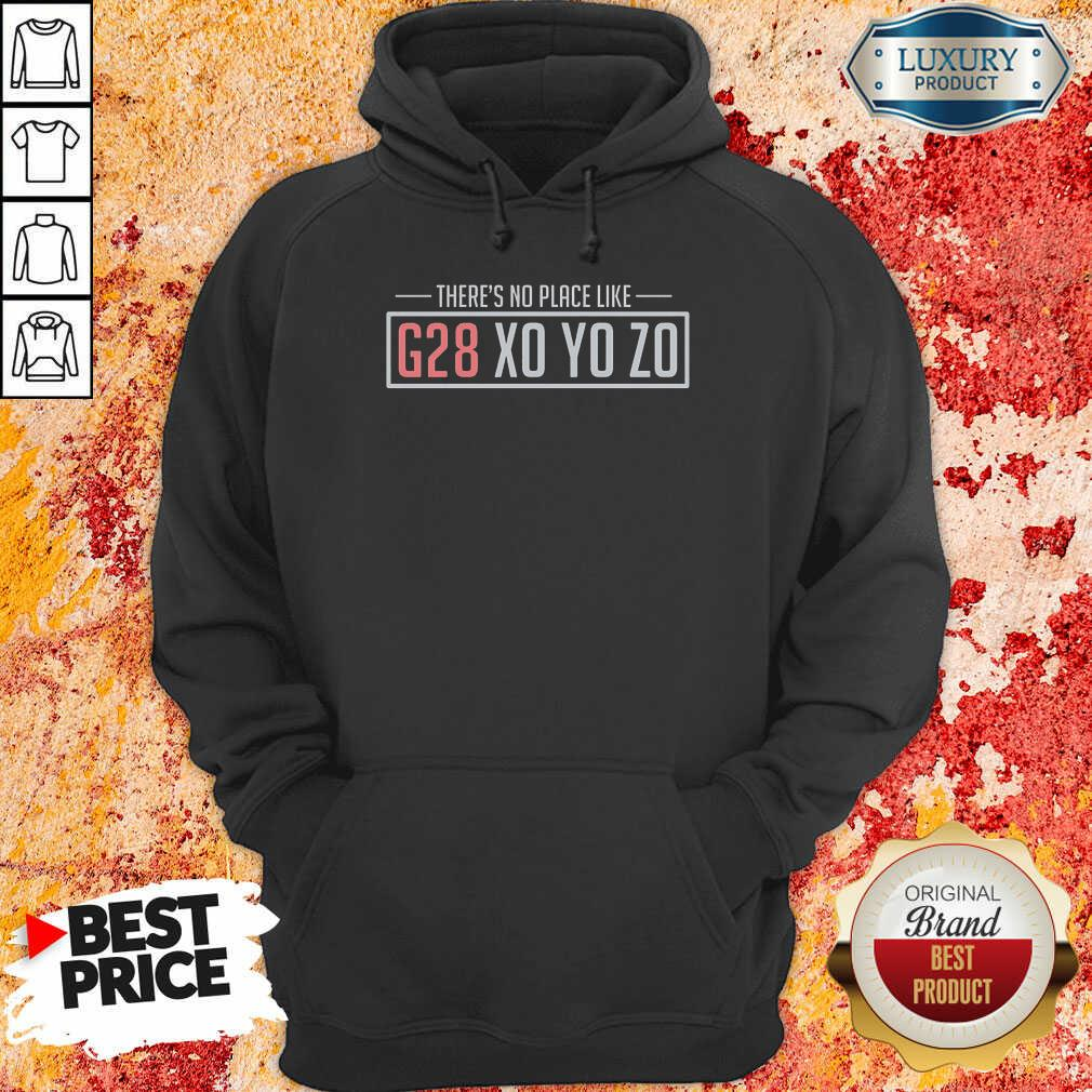 There's No Place Like G28 X0 Y0 Z0 Hoodie