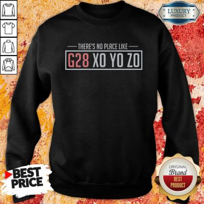 There's No Place Like G28 X0 Y0 Z0 Sweatshirt