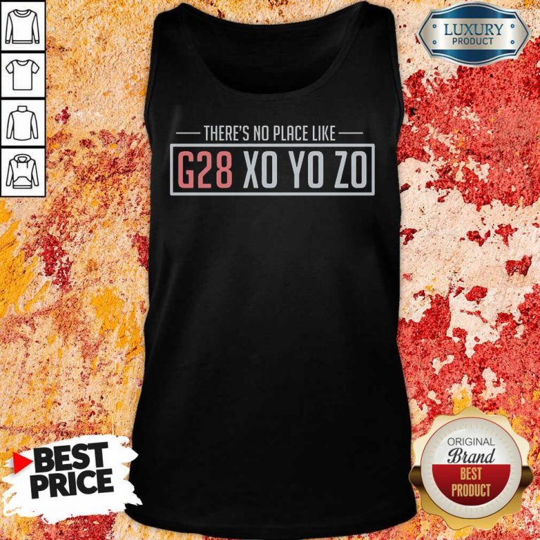 There's No Place Like G28 X0 Y0 Z0 Tank Top