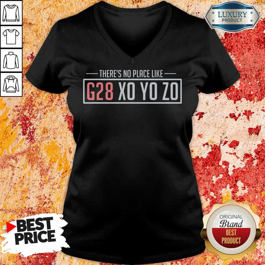 There's No Place Like G28 X0 Y0 Z0 V-neck